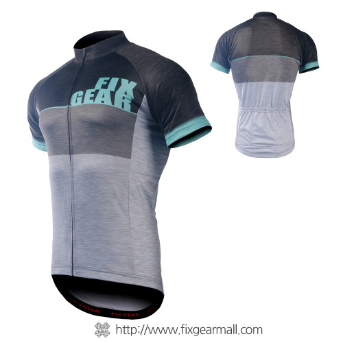 FIXGEAR CS-G1302 Men's Short Sleeve Road Cycling Jersey