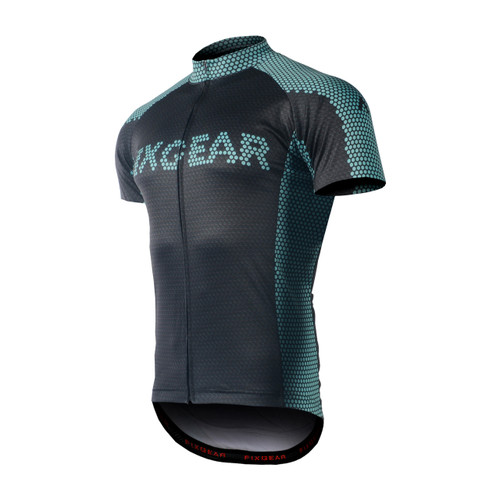 FIXGEAR CS-G1702 Men's Short Sleeve Road Cycling Jersey