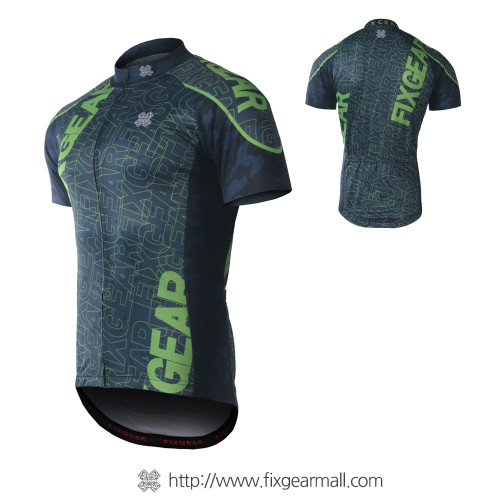 FIXGEAR CS-H102 Men's Short Sleeve Road Cycling Jersey