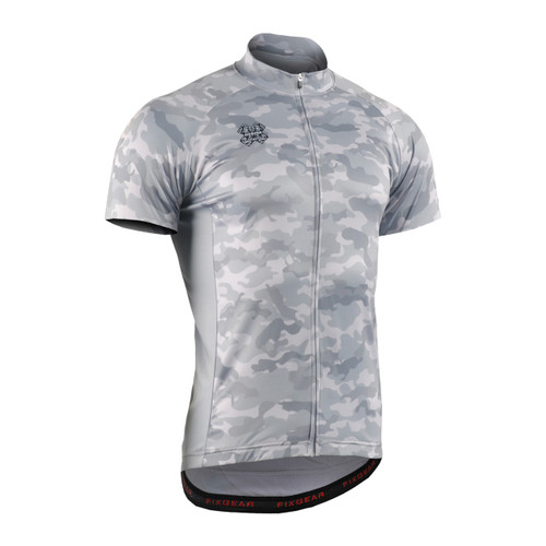 FIXGEAR CS-M1G2 Men's Short Sleeve Road Cycling Jersey