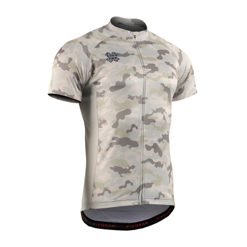FIXGEAR CS-M1Y2 Men's Short Sleeve Road Cycling Jersey