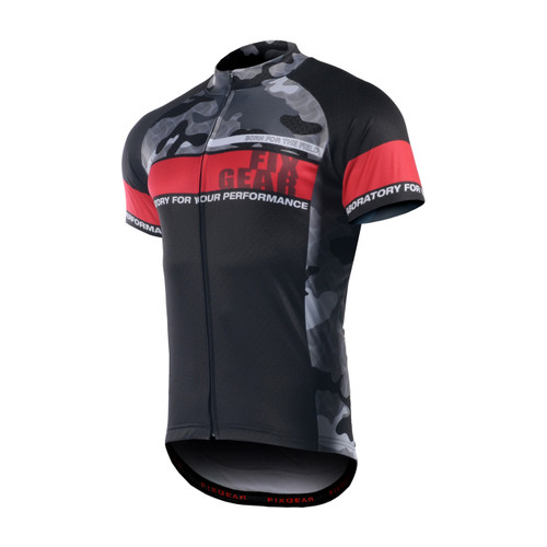 FIXGEAR CS-M502 Men's Short Sleeve Road Cycling Jersey