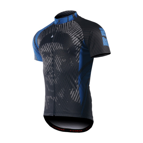 FIXGEAR CS-P102 Men's Short Sleeve Road Cycling Jersey