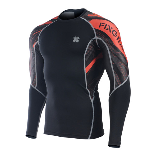 FIXGEAR C2L-B68 Compression Base Layer Long Sleeve Shirts