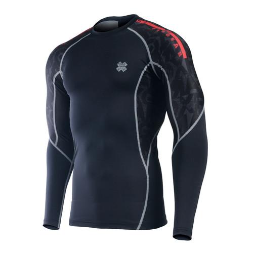 FIXGEAR C2L-BG6 Compression Base Layer Long Sleeve Shirts