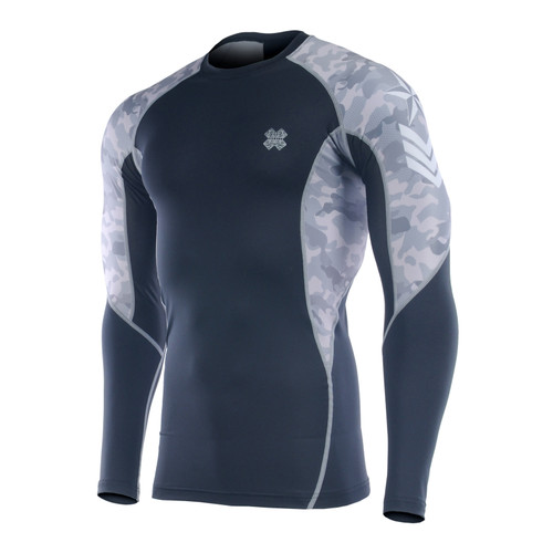 FIXGEAR C2L-BM1G Compression Base Layer Long Sleeve Shirts