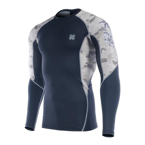 FIXGEAR C2L-BM1Y Compression Base Layer Long Sleeve Shirts