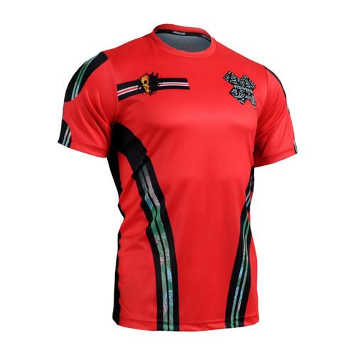 FIXGEAR RM-7602 Men's Casual short sleeve Crew-Neck T-shirt