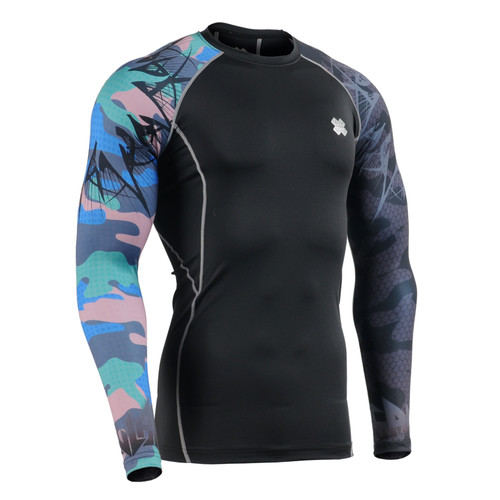 FIXGEAR CPD-BH5C Compression Base Layer Long Sleeve Shirts