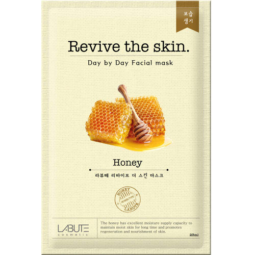 LABUTE Revive The Skin Honey Mask Sheet (10EA)