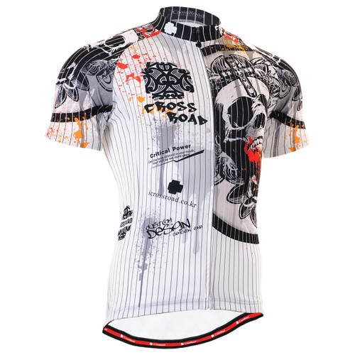 FIXGEAR CS-902 Men's Cycling Jersey Short Sleeve Front
