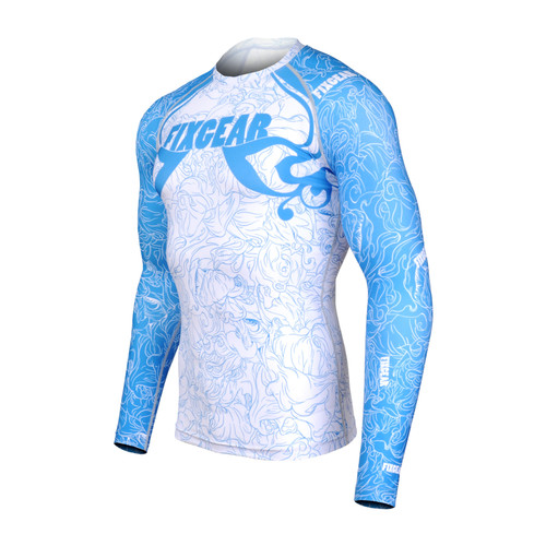 FIXGEAR CFL-S18C Compression Base Layer Long Sleeve Shirts