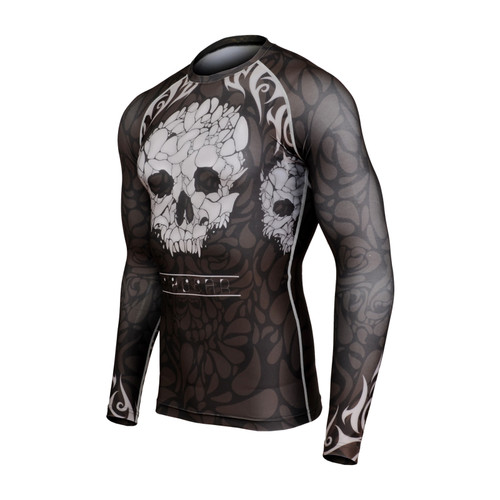 FIXGEAR CFL-S19B Compression Base Layer Long Sleeve Shirts