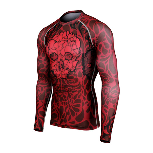 FIXGEAR CFL-S19R Compression Base Layer Long Sleeve Shirts