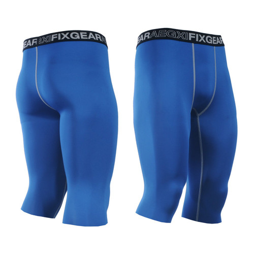 FIXGEAR FP7-CS Compression Base Layer Shorts with Wide Waistband