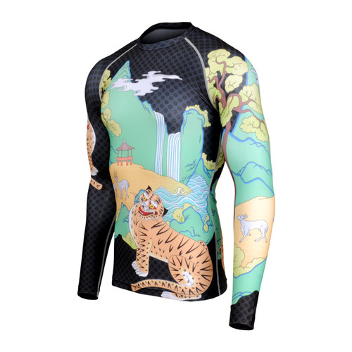 FIXGEAR CFL-S15 Compression Base Layer Long Sleeve Shirts
