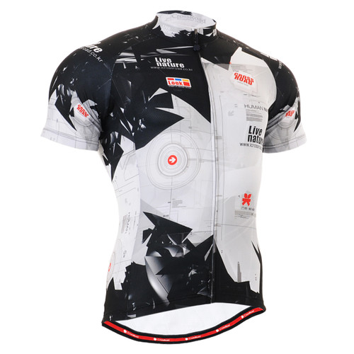 FIXGEAR CS-1702 Men's Cycling Jersey Short Sleeve Front