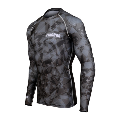 FIXGEAR CFL-S22 Compression Base Layer Long Sleeve Shirts
