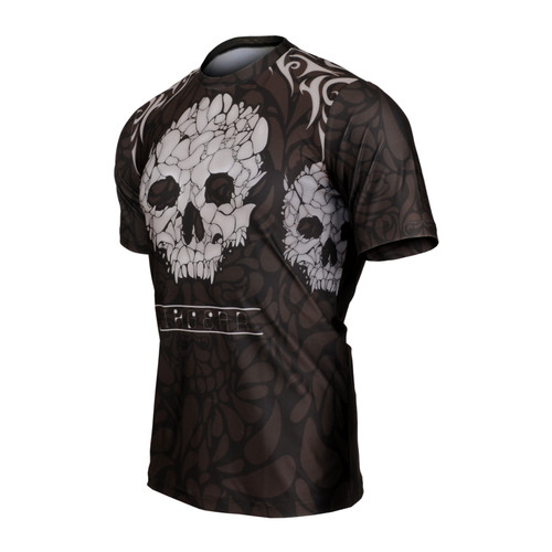 FIXGEAR RM-S19B2 Men's Casual short sleeve Crew-Neck T-shirt