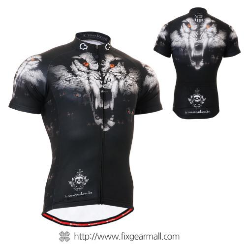 FIXGEAR CS-1802 Men's Cycling Jersey Short Sleeve
