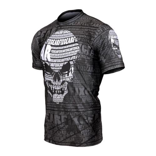 FIXGEAR RM-S1702 Men's Casual short sleeve Crew-Neck T-shirt