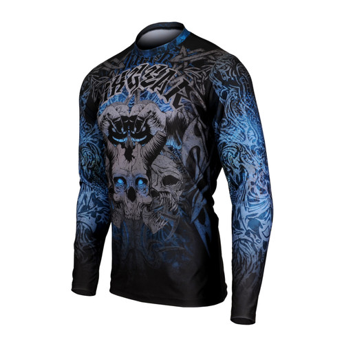 FIXGEAR RM-S2001 Men's Casual Long sleeve Crew-Neck T-shirt