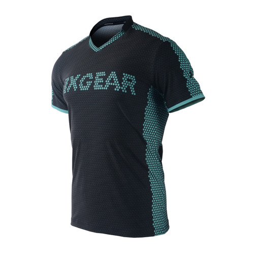 FIXGEAR TS-G17 Men's Casual Short sleeve V-Neck T-shirt