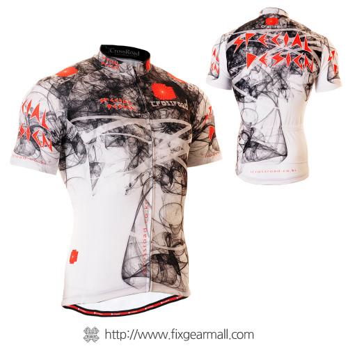 FIXGEAR CS-2102 Men's Cycling Jersey Short Sleeve