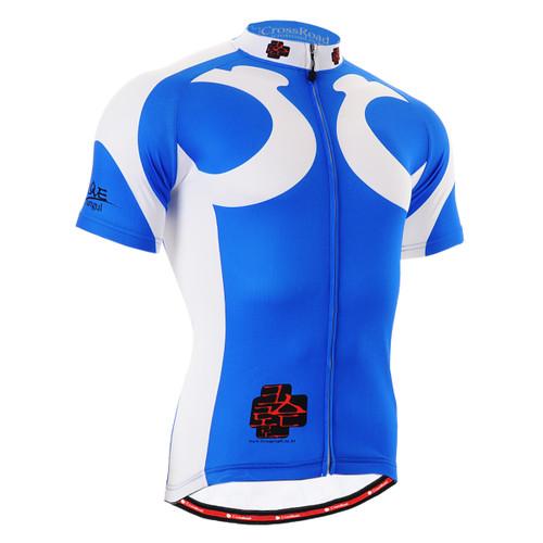FIXGEAR CS-2602 Men's Cycling Jersey Short Sleeve Front
