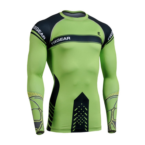 FIXGEAR CFL-75 Compression Base Layer Long Sleeve Shirts