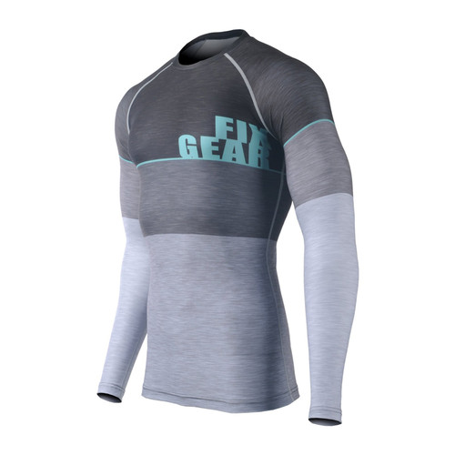 FIXGEAR CFL-G13 Compression Base Layer Long Sleeve Shirts