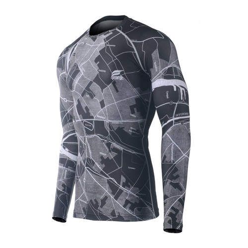 FIXGEAR CFL-G15 Compression Base Layer Long Sleeve Shirts
