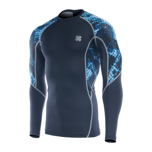 FIXGEAR C2L-B66 Compression Base Layer Long Sleeve Shirts