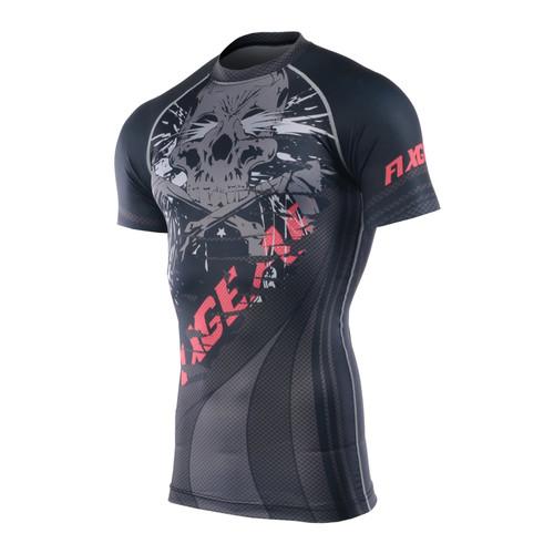 FIXGEAR CFS-94 Compression Base Layer Short Sleeve Shirts