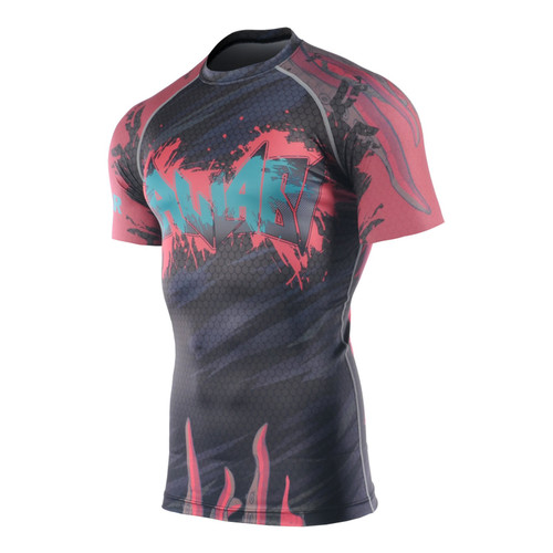 FIXGEAR CFS-H5P Compression Base Layer Short Sleeve Shirts