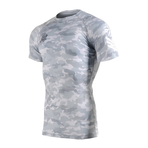 FIXGEAR CFS-M1G Compression Base Layer Short Sleeve Shirts
