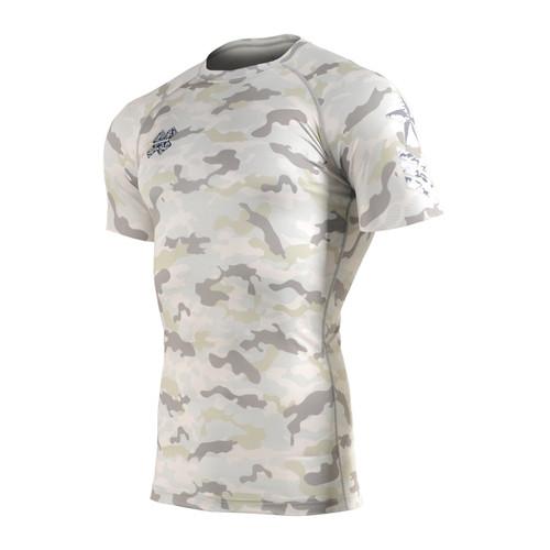 FIXGEAR CFS-M1Y Compression Base Layer Short Sleeve Shirts