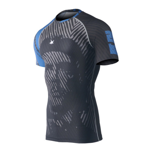 FIXGEAR CFS-P1 Compression Base Layer Short Sleeve Shirts