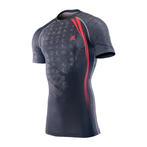 FIXGEAR CFS-S11 Compression Base Layer Short Sleeve Shirts