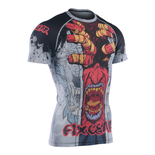 FIXGEAR CFS-S13 Compression Base Layer Short Sleeve Shirts