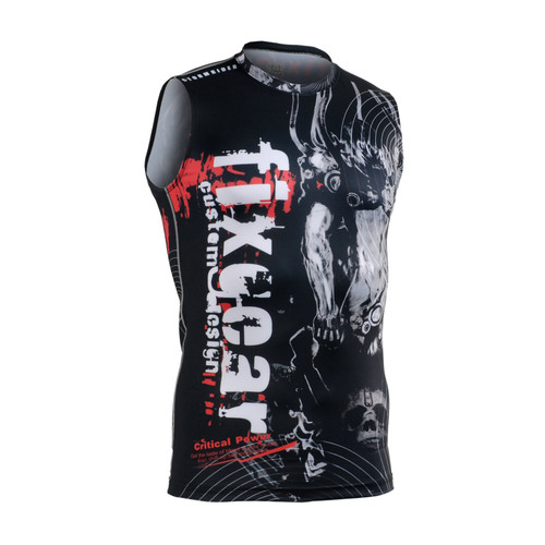 FIXGEAR CFN-H30 Compression Base Layer Sleeveless Shirts