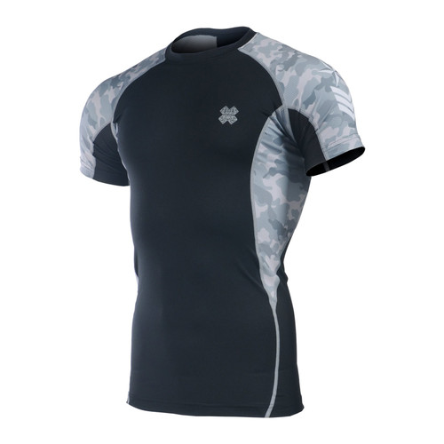 FIXGEAR C2S-BM1G Compression Shirt Base Layer Short Sleeve
