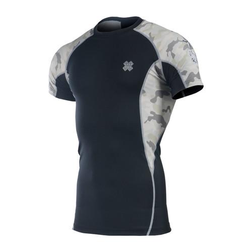 FIXGEAR C2S-BM1Y Compression Shirt Base Layer Short Sleeve