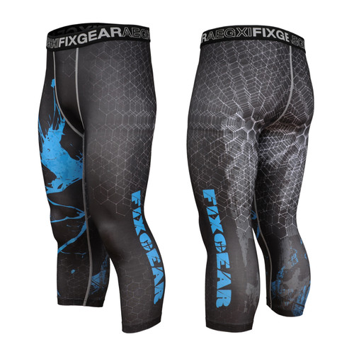 FIXGEAR FP7-S16 Compression Base Layer with Wide Waistband