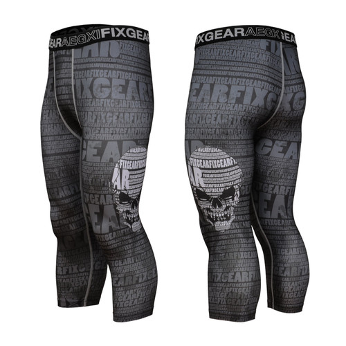 FIXGEAR FP7-S17 Compression Base Layer with Wide Waistband