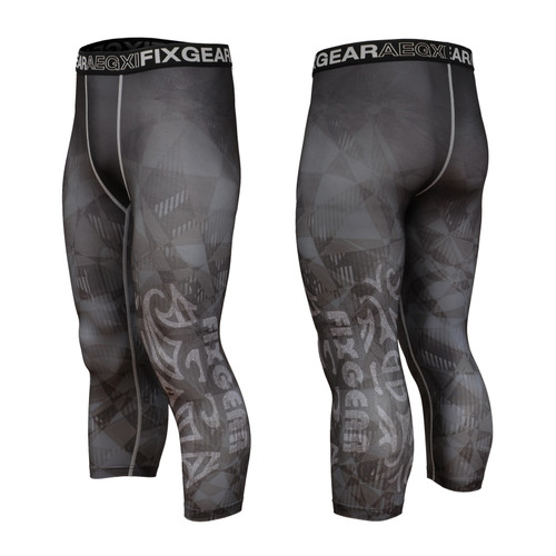 FIXGEAR FP7-S22 Compression Base Layer with Wide Waistband