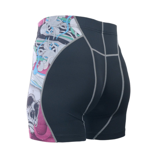 FIXGEAR P2S-B19P Compression Drawers Shorts