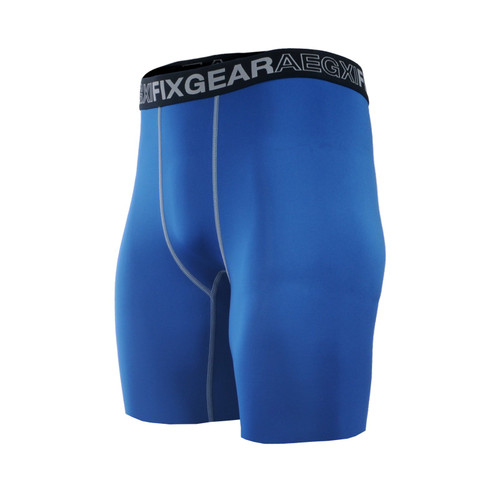 FIXGEAR FP5-CS Compression Base Layer Shorts with Wide Waistband
