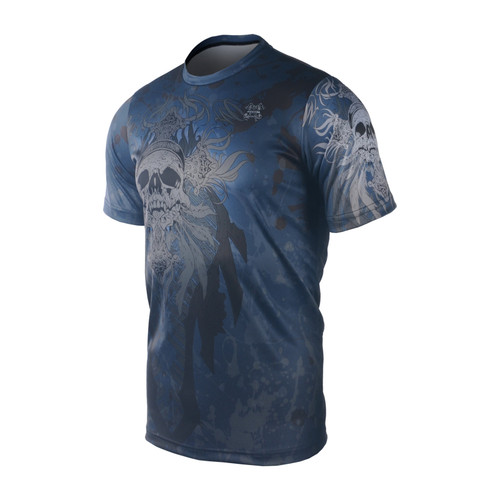 FIXGEAR RM-86 Men's Casual short sleeve Crew-Neck T-shirt