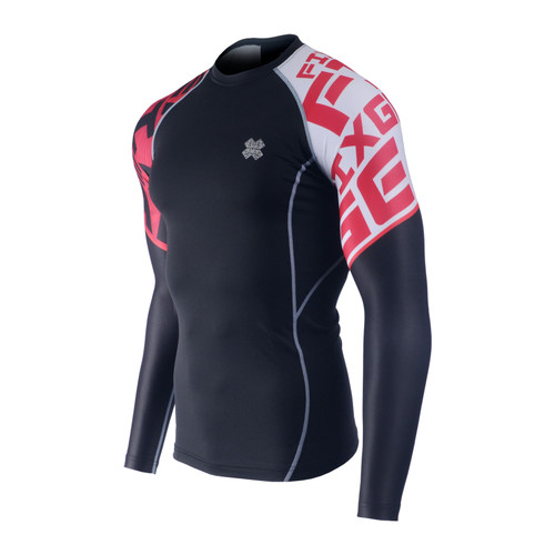 FIXGEAR CPD-BG8 Compression Base Layer Long Sleeve Shirts